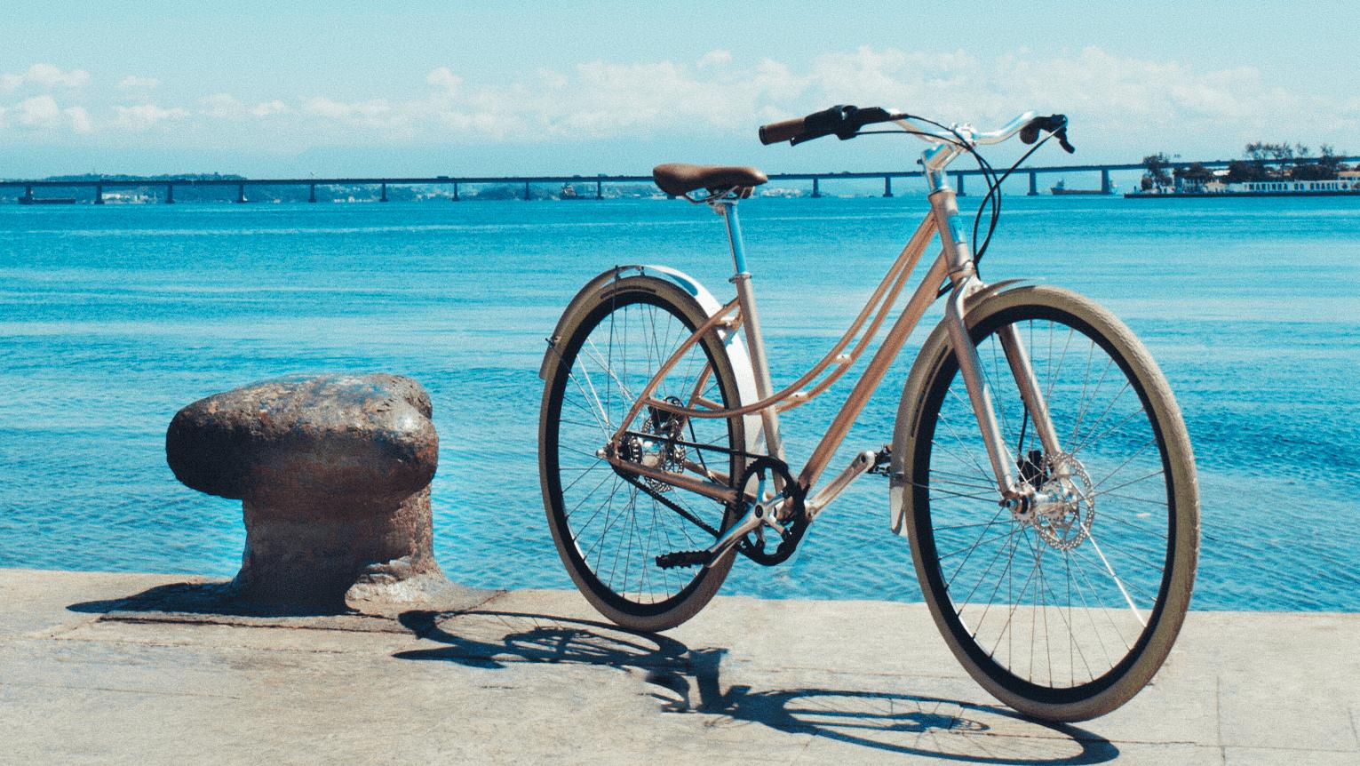 bike urbana confortável