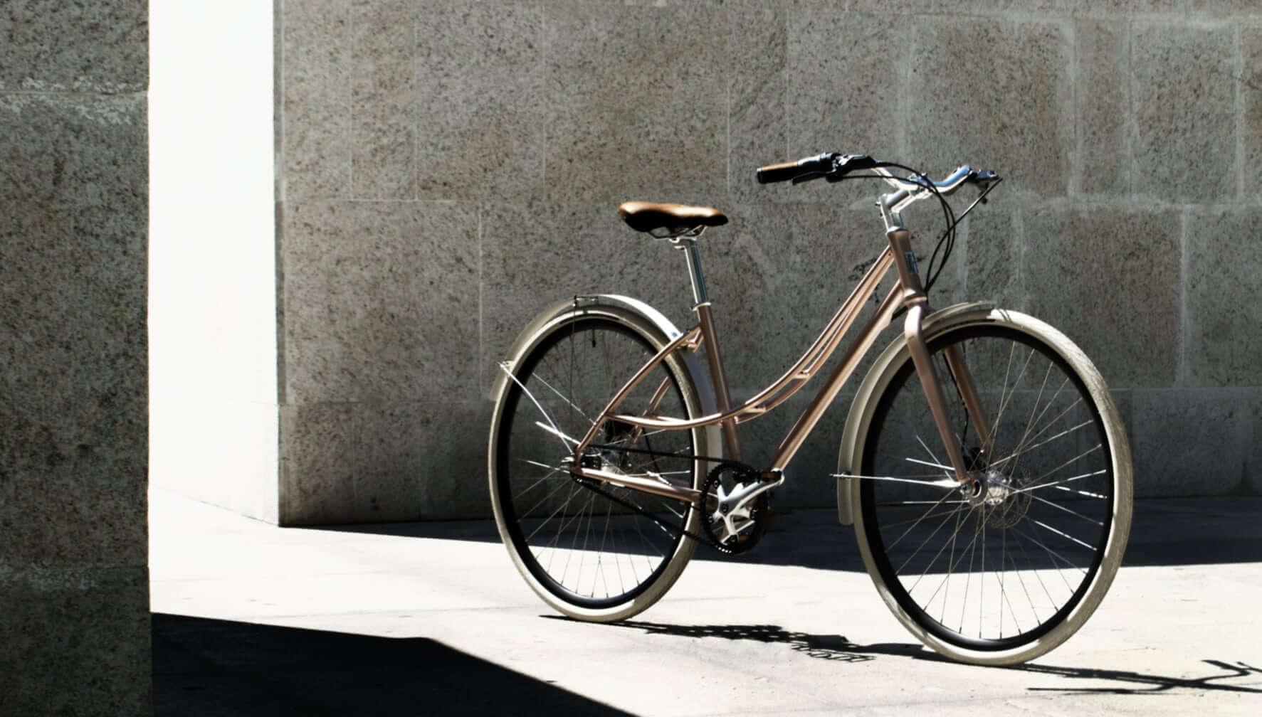 bike urbana retro
