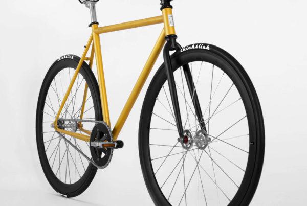 Bike Fixa Amarela