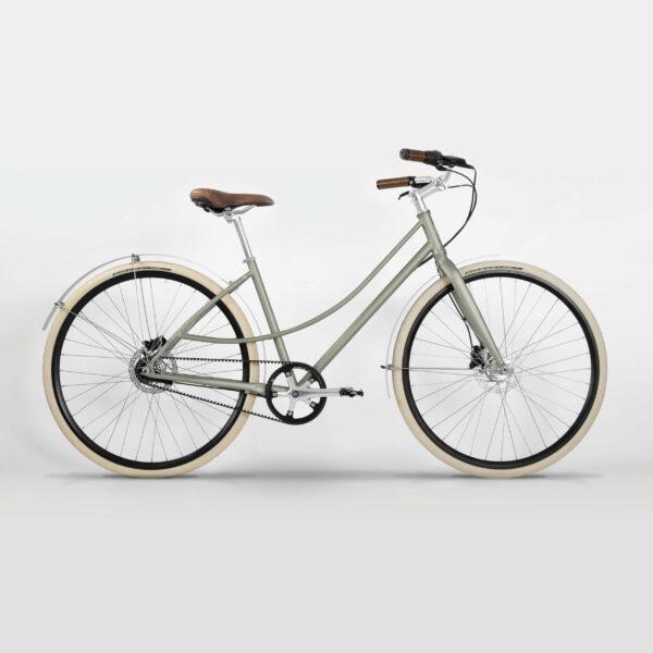 Bicicleta Urbana Retro Feminina