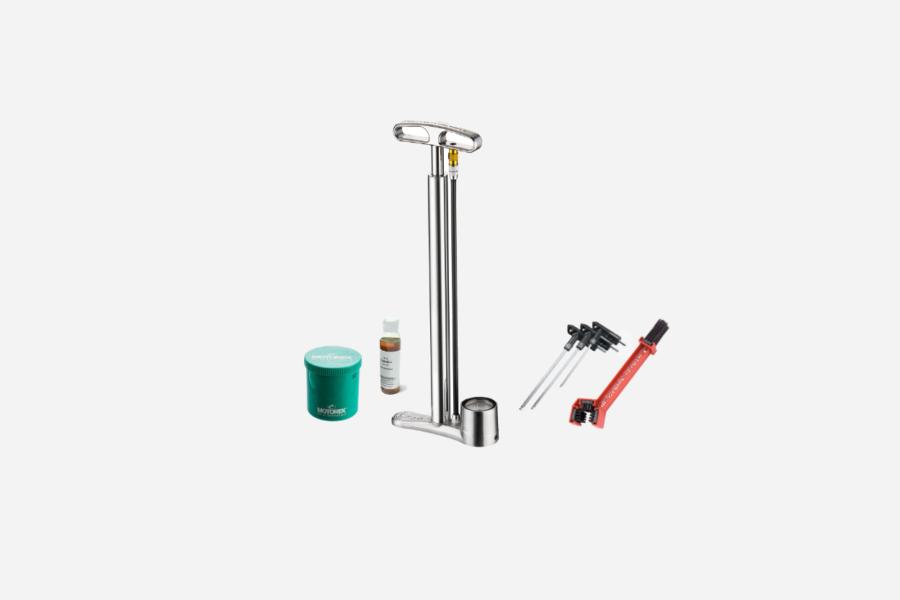 manutenção basica starter kit